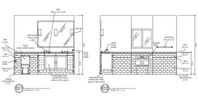 Architectural Drafting Id Cidi